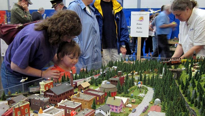 The 20th annual Arctic Run Model Railroad Show and Sale will be held Jan. 21-22, 2017 at the Holiday Inn Hotel & Convention Center.