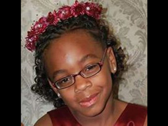 7-year-old Kirsten Williams was shot and killed on April 10, 2015, hours after the fatal shooting of another Memphis girl, 15-year-old Cateria Stokes. Prosecutors said she was deliberately targeted in retaliation. One of the older girl's brothers, Carlos Stokes, was one of three men convicted of first-degree murder last year in Kirsten's death.