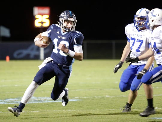 Ascension Episcopal takes on St. Fredrick on Friday