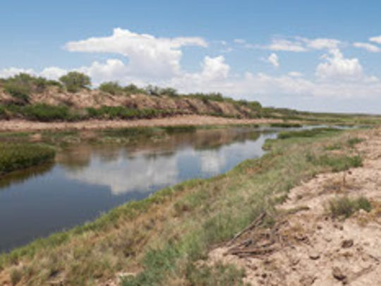 The Delaware River flows from Culberson County, Texas into south Eddy County in New Mexico. The New Mexico Oil Conservation Division said a spill was reported by an operator Friday that could have potential impact on the river.