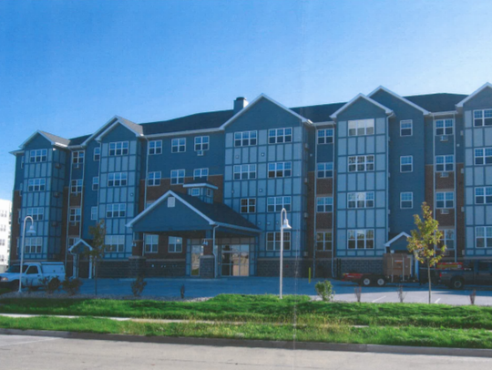 An example of Northpointe Development's four story