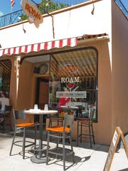 Roam Café, 260 Park Ave., is one of the restaurants