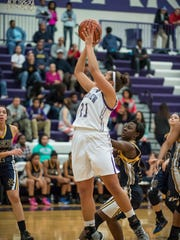 Girls' basketball saw participation fall for the ninth straight season to 15,702 athletes, the sport's lowest total since records first were kept in 1991-92.