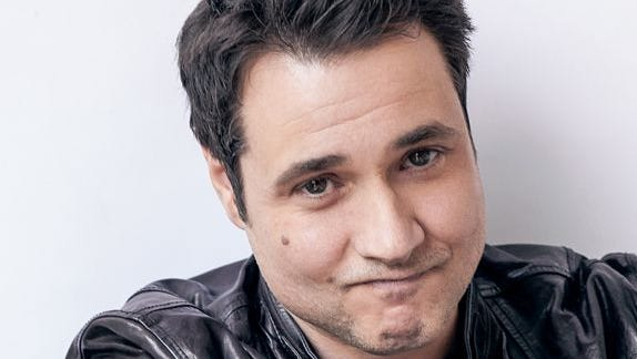 "Actor/comedian Adam Ferrara is best known for his roles on ""Nurse Jackie,"" ""Paul Blart: Mall Cop,"" ""Rescue Me"" and hosting ""Top Gear US."""