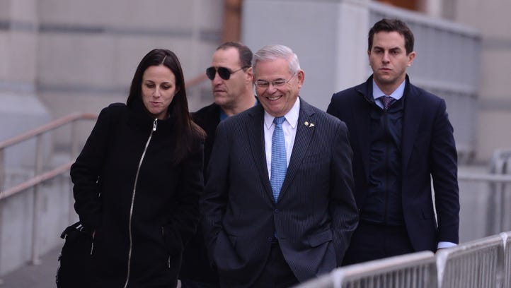 Menendez mistrial could make it harder to prosecute corruption cases