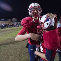 Strathmore's Garcia, Salas blue-collar workers on and off field