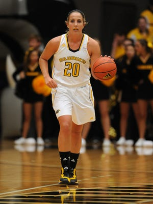 Neillsville graduate Jenny Lindner was named the Horizon League player of the week after helping Milwaukee to a pair of wins.