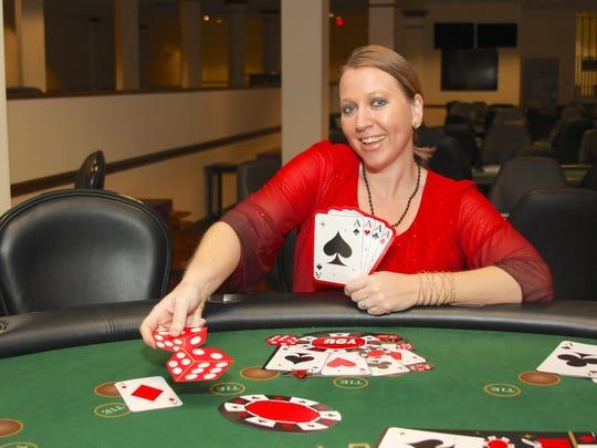 Jennifer Wiggins wants to strike a deal for a winning