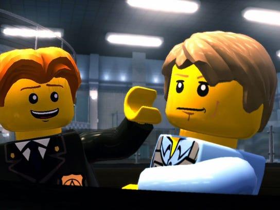 LEGO City Undercover screen1