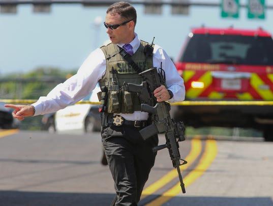 AP Deputy Shot