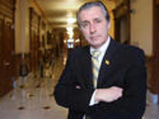 Assemblyman John Burzichelli (file photo)