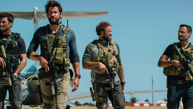 """""""13 Hours: Secret Soldiers of Benghazi"""" tells the story of the non-military security team who  fought during the now-famous attack on a U.S. Embassy in Libya."""