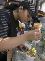 Alexis Benitez, owner of OG Creamery in Ocean Gate