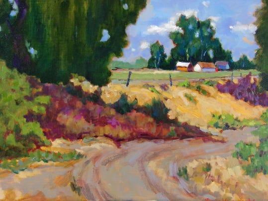 Ernie Weerasignhe - Farm on Old burris Rd