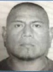 Martin Luna, one of four men allegedly killed by former