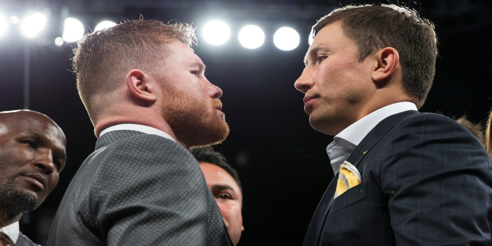 Gennady Golovkin Canelo Alvarez To Fight Sept 16 At Las Vegas T