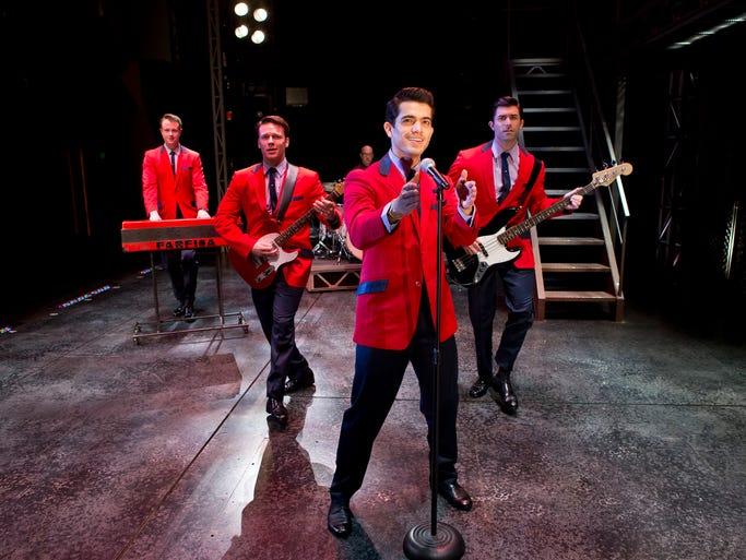 'Jersey Boys': Through Sunday, Aug. 3. ASU Gammage, Mill Avenue and Apache Boulevard, Tempe. $23.50 and up. 480-965-3434, asugammage.com.