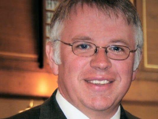 Pluckemin Presbyterian Church welcomes new pastor PHOTO CAPTION