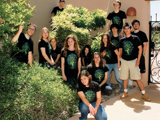 "The 60-member Mesilla Valley Teen Singers present a free ""Signs of Spring"" concert at 7 p.m. today at University Presbyterian Church, 2010 E. Wisconsin Ave."