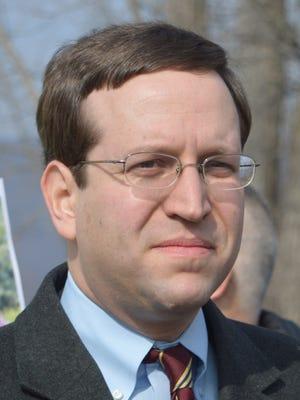 State Assemblyman David Buchwald, D-White Plains