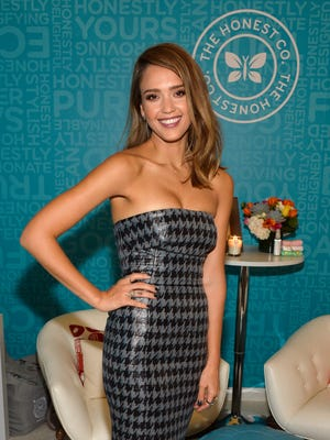The Honest Company?s Jessica Alba attends Variety's 5th Annual Power of Women event presented by Lifetime at the Beverly Wilshire Four Seasons Hotel on October 4, 2013 in Beverly Hills, California.