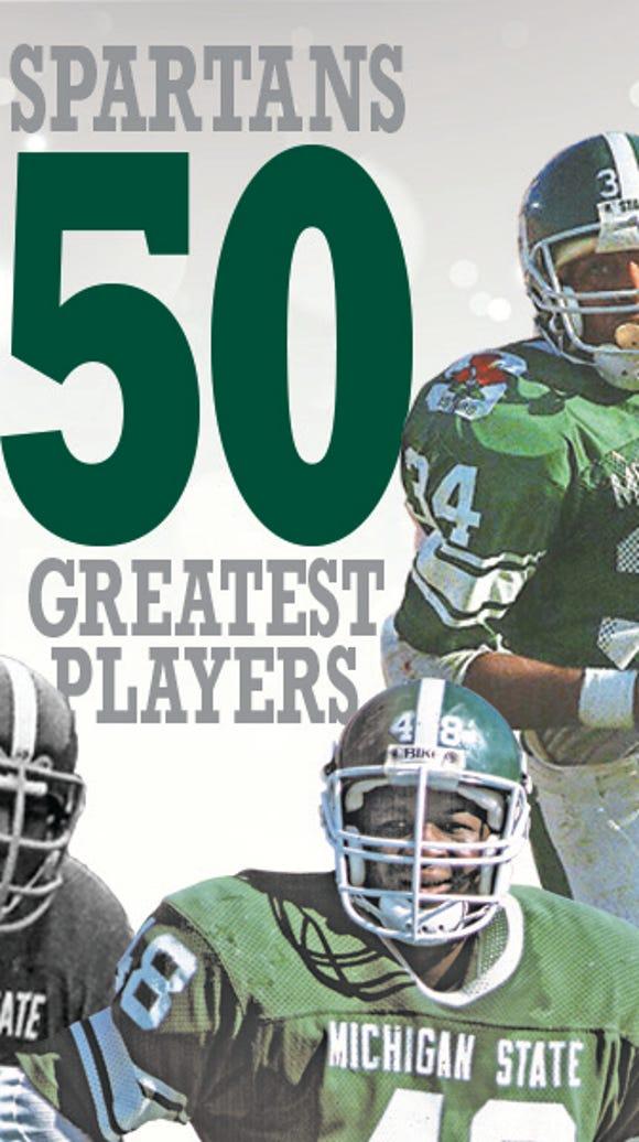 MSU top 50 logo