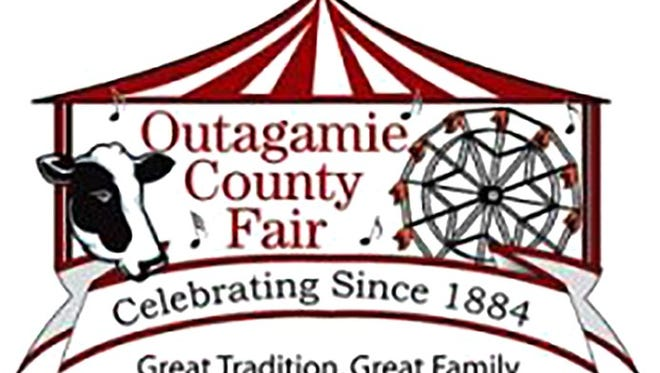 Outagamie County Fair logo