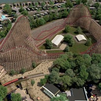 Cedar Point announces Steel Vengeance, the tallest roller coaster of its kind