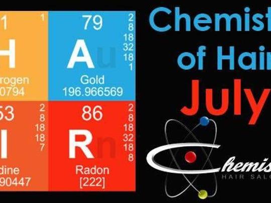 Chemistry of hair