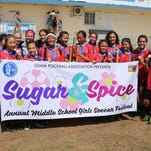 Knights defend Sugar and Spice title