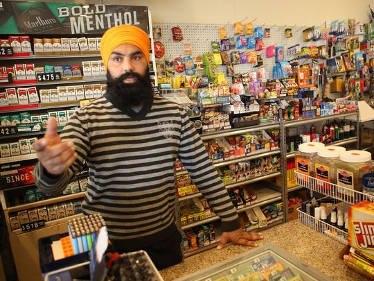 Malkiat Randhawa, owner of The Desert Market, said he thinks Walmart will bring more business to Desert Hot Springs, including to his store.