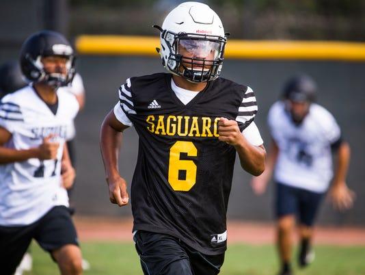 Saguaro High School football