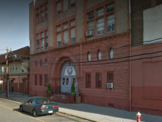 Holland charter school in Paterson.