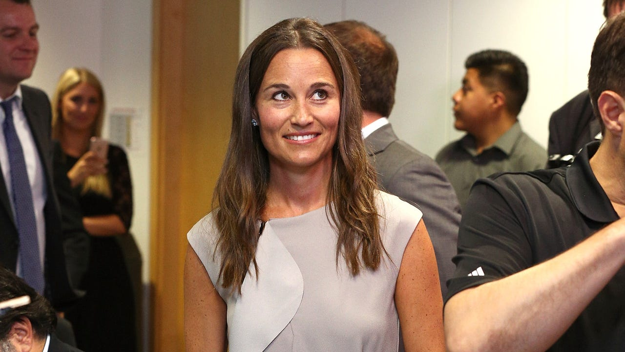 Arrest in Pippa Middleton hack; photos can't be sold