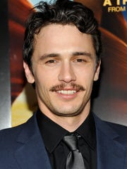 In this Nov. 2, 2010 file photo, actor James Franco