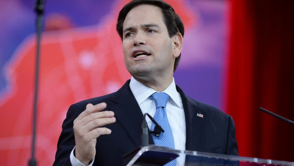 Marco Rubio: He's kind of what you're looking for!