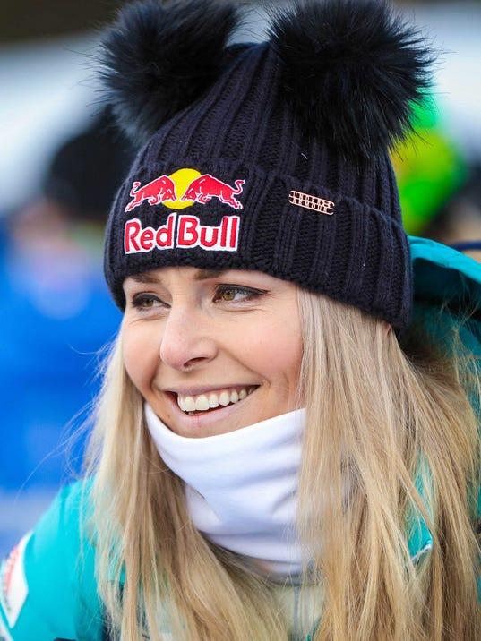 USP ALPINE SKIING: 2017 LAKE LOUISE AUDI FIS SKIIN S SKI