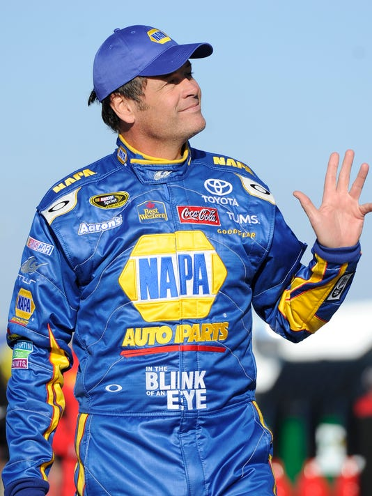Ryan: Michael Waltrip in his biggest fight for survival