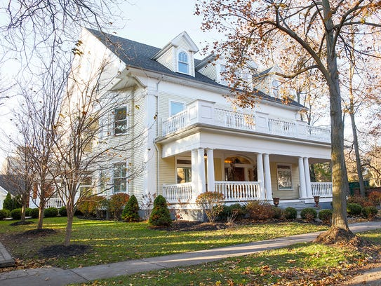 Dutton Properties completely renovated the 1894 home.
