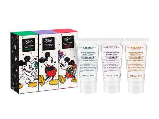Disney x Kiehl's  Teens (and mom too!) If you have