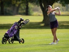 Central leads local teams at girls golf regional