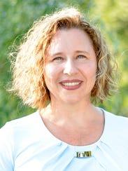 Laurie Huryk, a Democrat who is seeking a Ward 3 seat