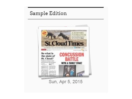 Insider members now have access to the St. Cloud Times' vault of archived content!
