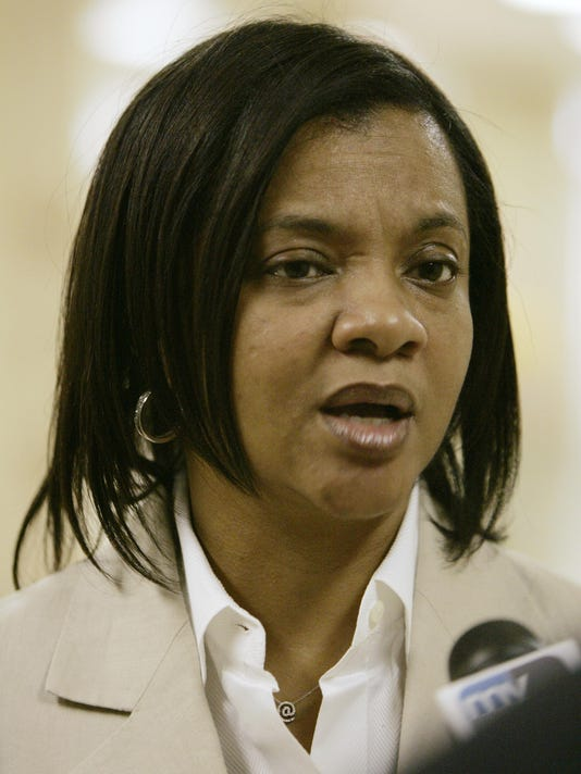 how old is monica conyers