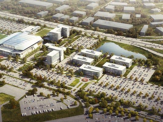Airport development