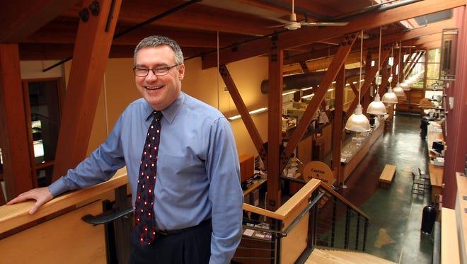 Doug Schulze in 2013