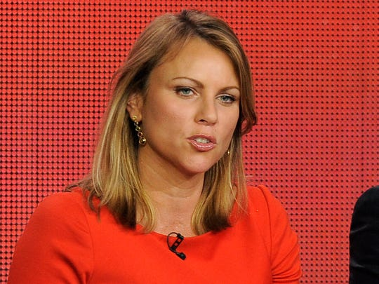 """60 Minutes"" reporter Lara Logan."