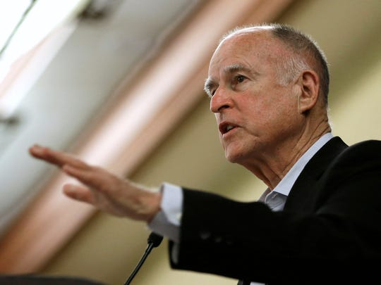 Calif. Gov. Jerry Brown signed a bill to allow doctors