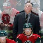 Wild focused on increasing lead over rival Blackhawks before break