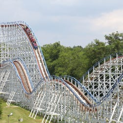 Six Flags Over Georgia celebrates 50 years